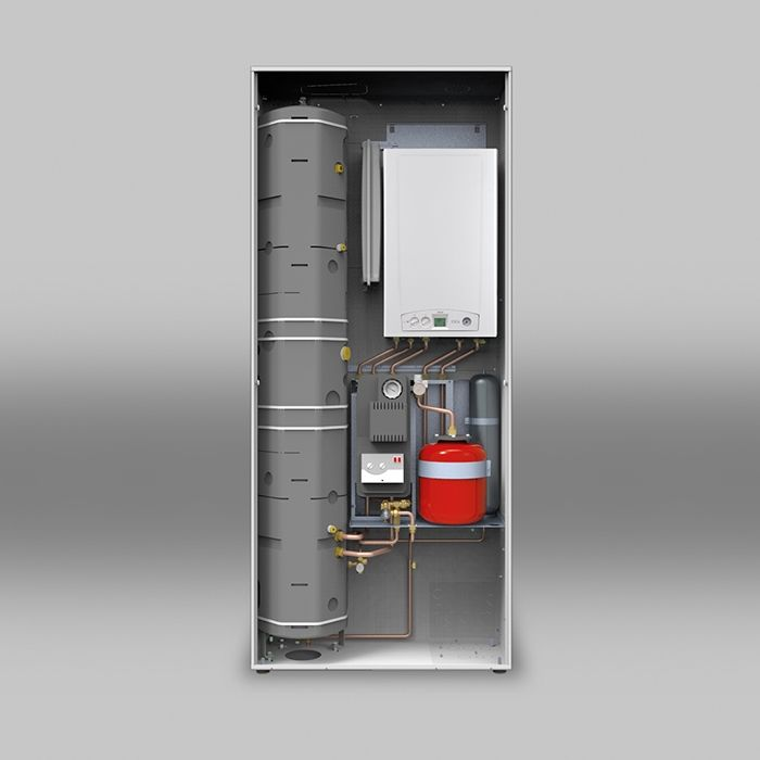 Pannello Solare Unical Titanium : Deas unical ag s p a
