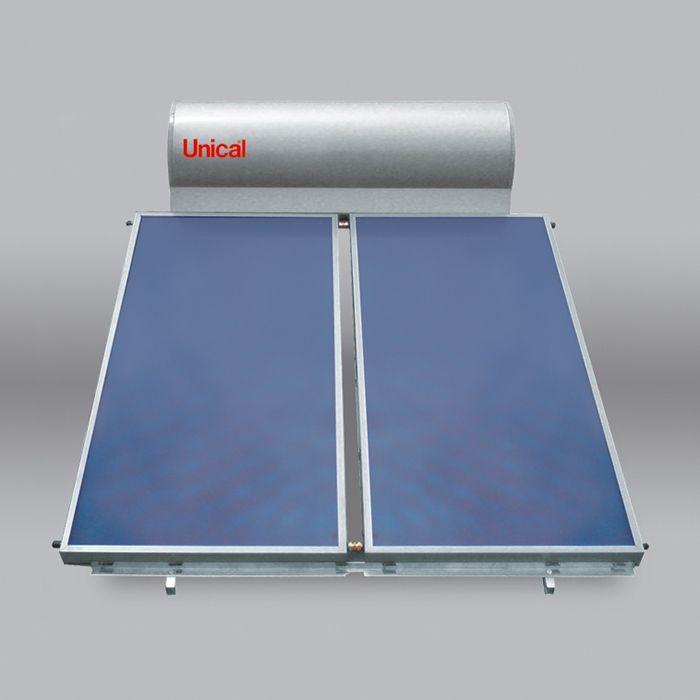 Pannello Solare Unical Titanium : Soleco unical ag s p a