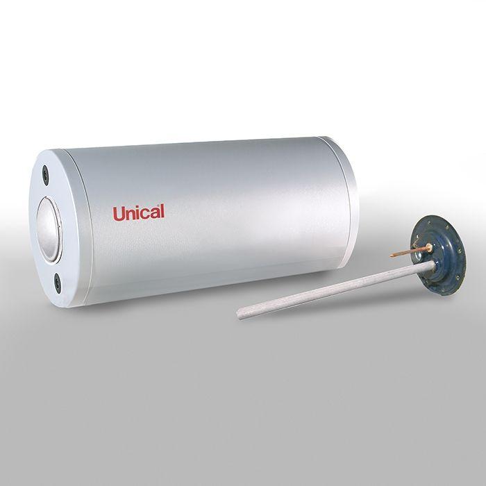 Pannello Solare Unical Titanium : Double sun unical ag s p a