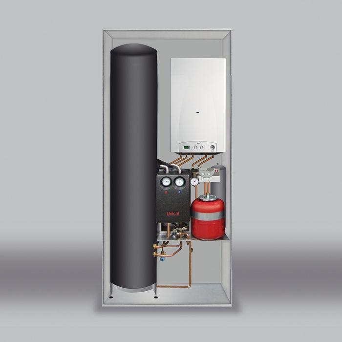 Pannello Solare Unical Titanium : Alksun inc unical ag s p a