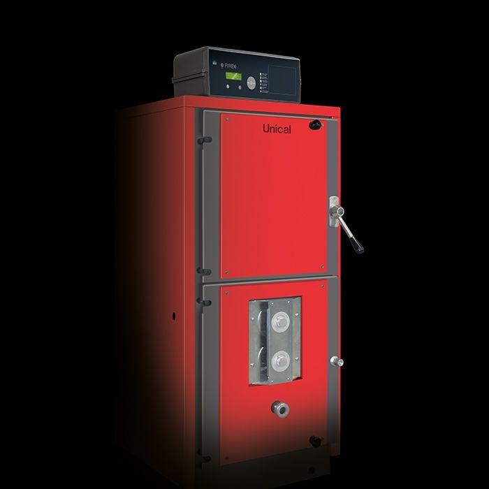 Pannello Solare Unical Titanium : Firex unical ag s p a